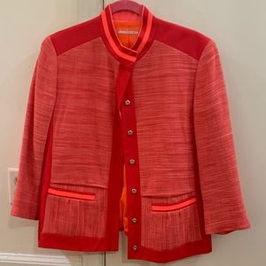 T Tahari Pearson Jacket